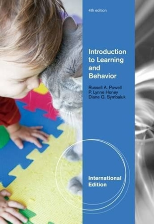 Resim Introduction to Learning and Behavior 4e