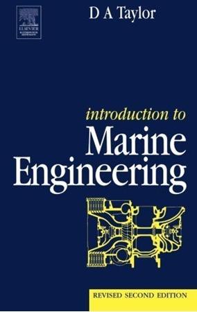 Resim Introduction to Marine Engineering 2e