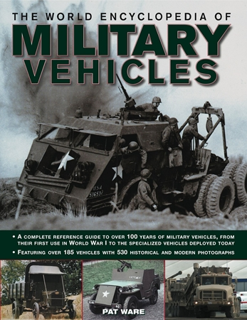Resim The world Encyclopedia of Military Vehicles