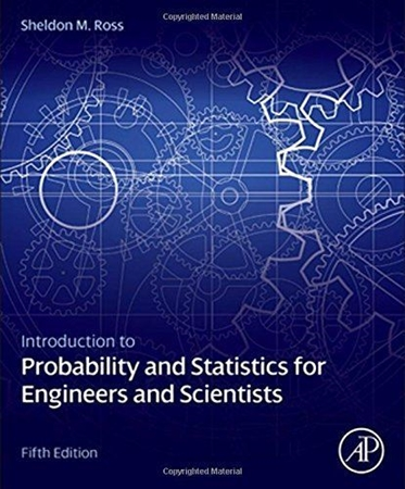 Resim Introduction to Probability and Statistics for Engineers and Scientists 5e