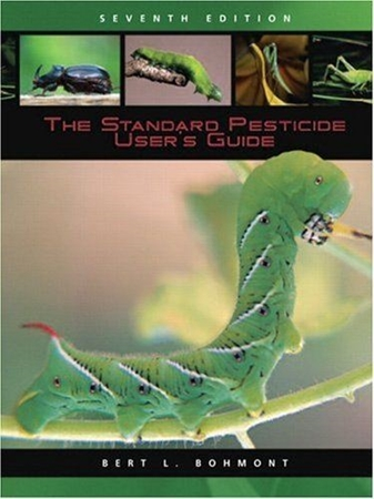 Resim The Standard Pesticide User's Guide