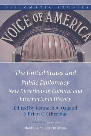 Resim The United States and Public Diplomacy