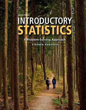 Resim Introductory Statistics 2e