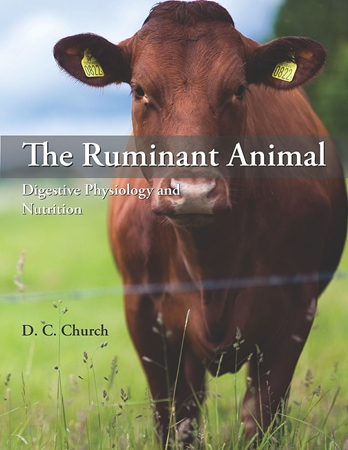Resim The Ruminant Animal: Digestive Physiology and Nutrition