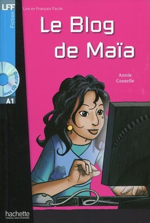 Resim Le Blog De Maia - Livre & CD Audio