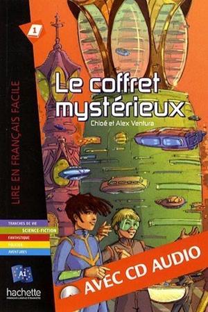 Resim Le Coffret Mysterieux - Livre & CD Audio