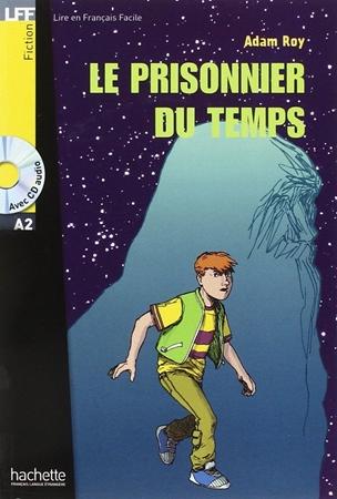 Resim Le Prisonnier Du Temps - Livre & CD Audio