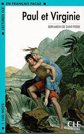 Resim Lectures Cle En Francais Facile: Paul et Virginie