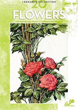 Resim Leonardo Collection Flowers No.20