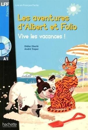Resim Les Aventures D'albert Et Folio: Vive Les Vacances !