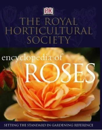 Resim The RHS Encyclopedia of Roses