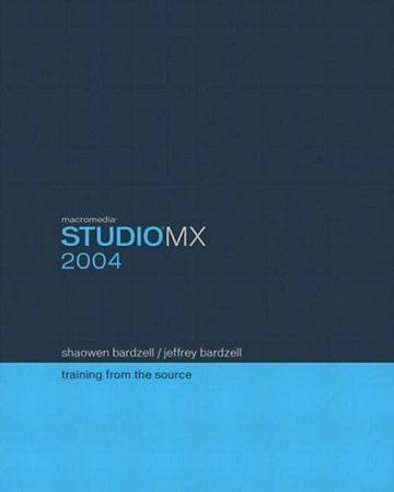 Resim Macromedia Studio MX 2004: Training from the Source