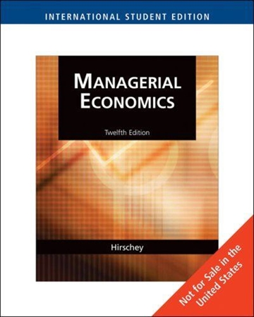 Resim Managerial Economics