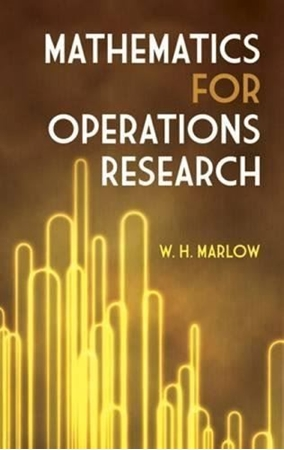 Resim Mathematics for Operations Research