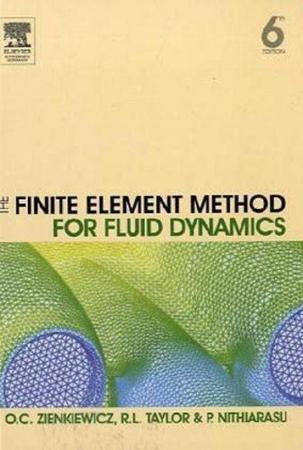 Resim The Finite Element Method for Fluid Dynamics 6e