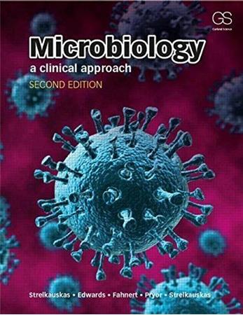 Resim Microbiology: A Clinical Approach 2e