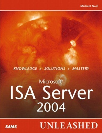 Resim Microsoft Internet Security and Acceleration Server 2004 Unleashed