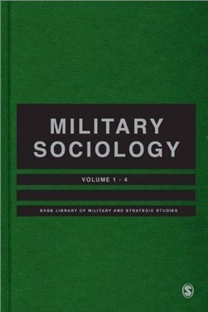 Resim Military Sociology 4 Volume Set