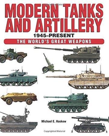 Resim Modern Tanks and Artillery 1945-Present