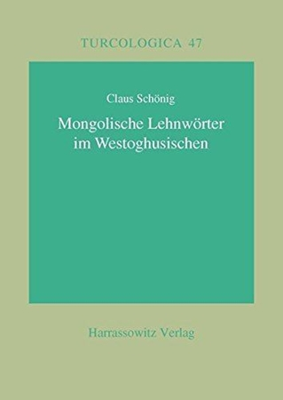 Resim Mongolische Lehnworter Im Westoghusischen