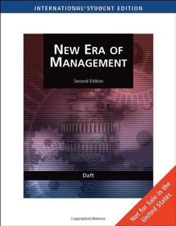 Resim New Era of Management 2e