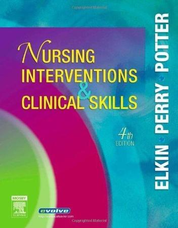 Resim Nursing Interventions and Clinical Skills 4e