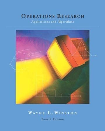 Resim Operations Research 4e