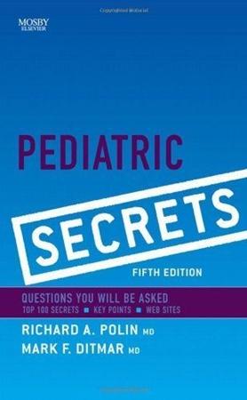 Resim Pediatric Secrets 5e