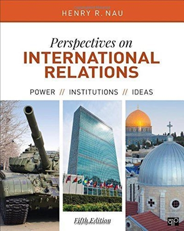 Resim Perspectives on International Relations 5e
