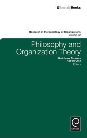 Resim Philosophy and Organization Theory