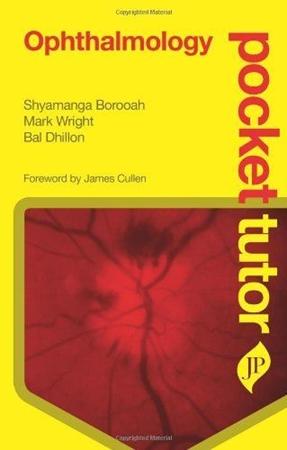 Resim Pocket Tutor Ophthalmology