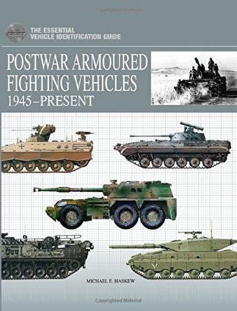 Resim Postwar Armoured Fighting Vehicles: 1945-Present