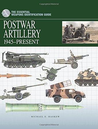 Resim Postwar Artillery 1945-Present