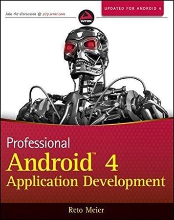 Resim Professional Android 4 Application Development