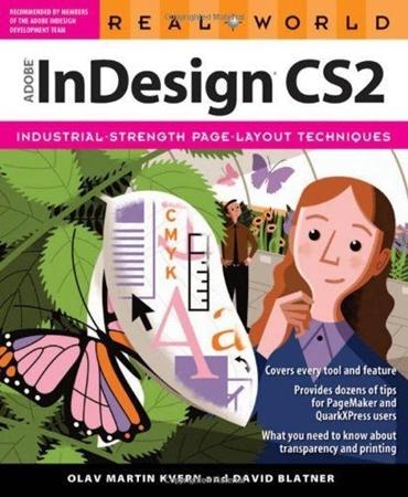Resim Real World Adobe InDesign CS2