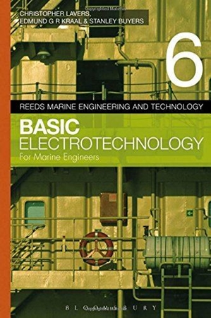Resim Reeds Vol 6: Basic Electrotechnology for Marine Engineers