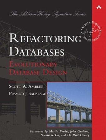 Resim Refactoring Databases