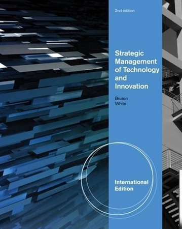 Resim Strategic Management of Technology and Innovation 2e