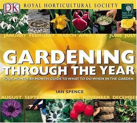 Resim RHS Gardening Through the Year