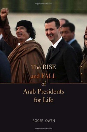 Resim Rise and Fall of Arab Presidents for Life