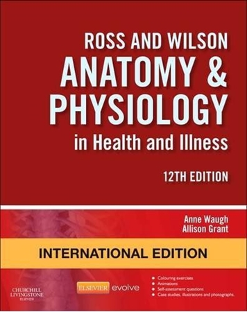 Resim Ross And Wilson Anatomy And Physiology 12e