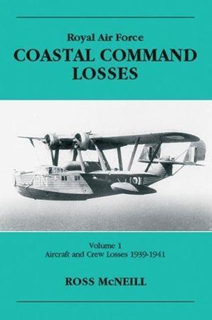 Resim Royal Air Force Coastal Command Losses Aircraft and Crew Losses 1939-1941