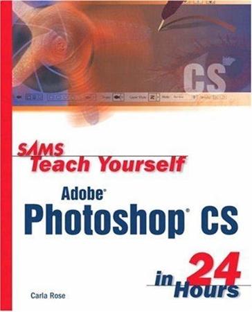 Resim Sams Teach Yourself Adobe Photoshop Cs in 24 Hours