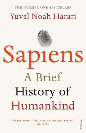 Resim Sapiens: A Brief History of Humankind
