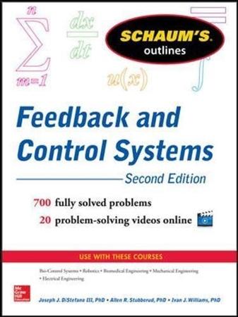 Resim Schaum's Outline of Feedback and Control Systems 2e