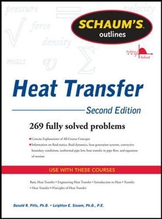 Resim Schaum's Outline of Heat Transfer 2e