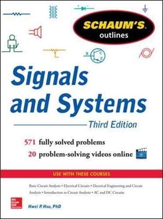 Resim Schaum's Outline of Signals and Systems 3e