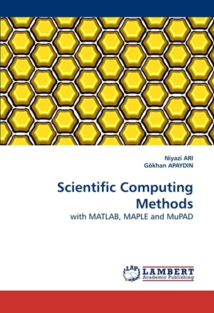 Resim Scientific Computing Methods: with MATLAB, MAPLE and MuPAD