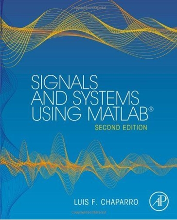 Resim Signals and Systems using MATLAB 2e