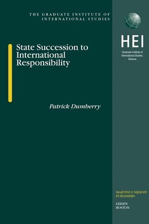 Resim State Succession to International Responsibility